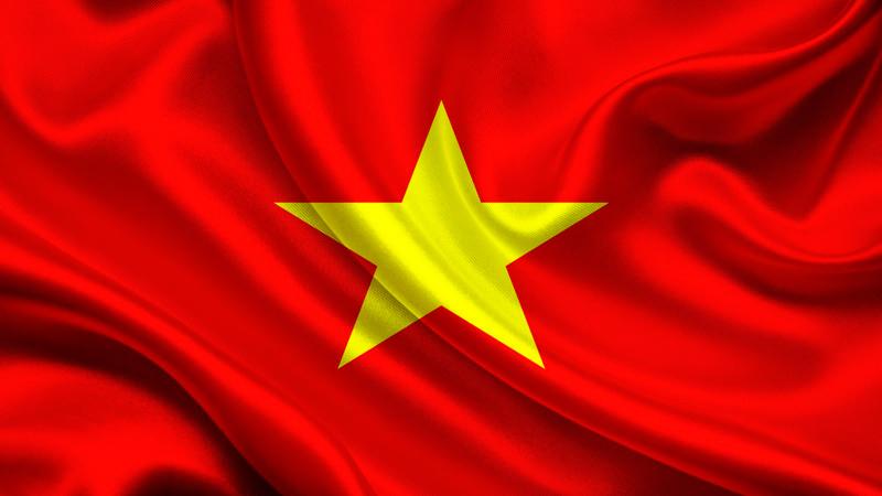 Флаг армии Китая