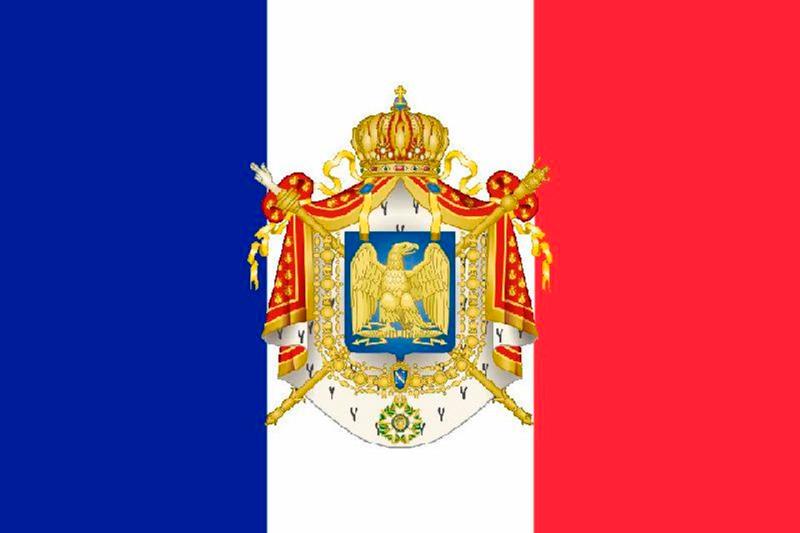 Флаг армии Франции