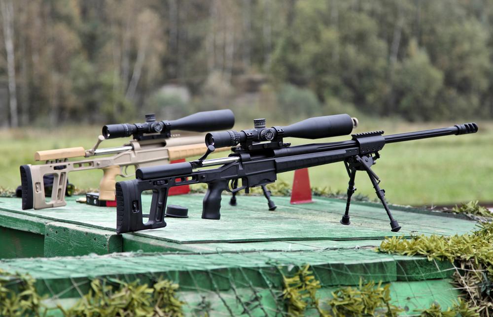 Лучшие снайперские винтовки России на вооружении 2021