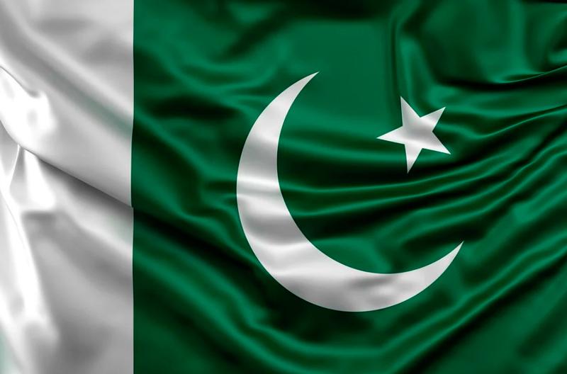 Флаг армии Пакистана