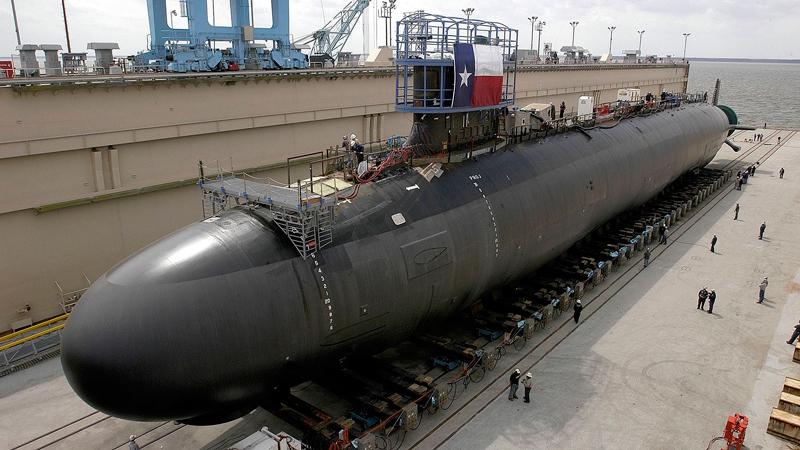 Самые большие подводные лодки в мире