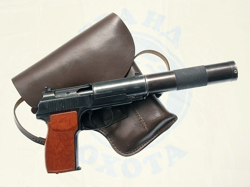 Лучшие пистолеты России